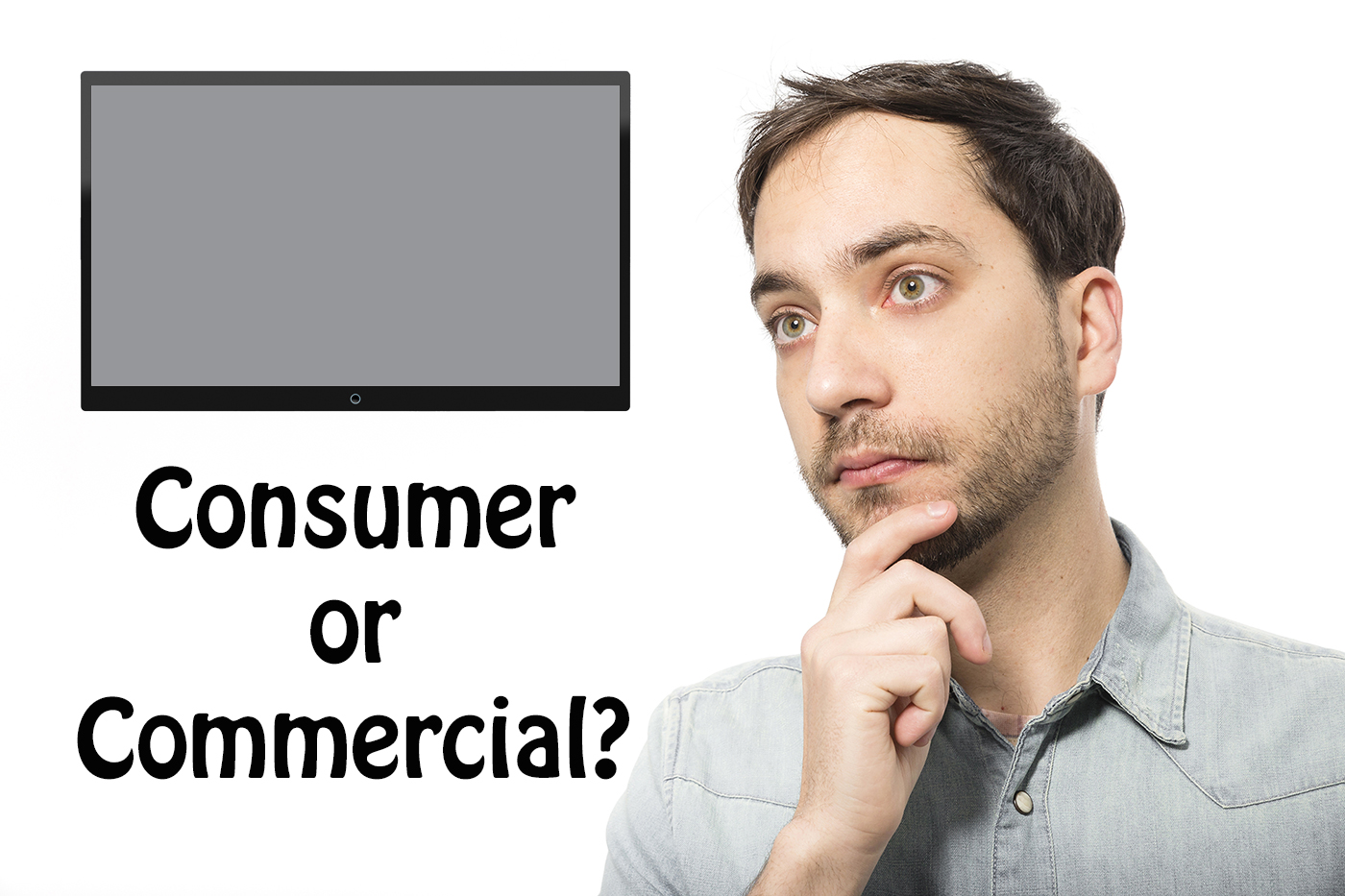 Consumer vs Commercial